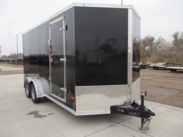 2022 RC Trailers RDLX7X16TA2 Enclosed Cargo Trailer