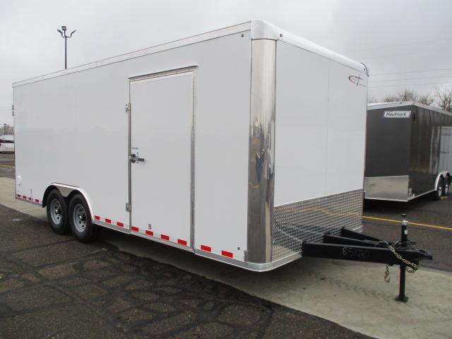 2022 Cross Trailers 820TA-ALPHA Enclosed Cargo Trailer