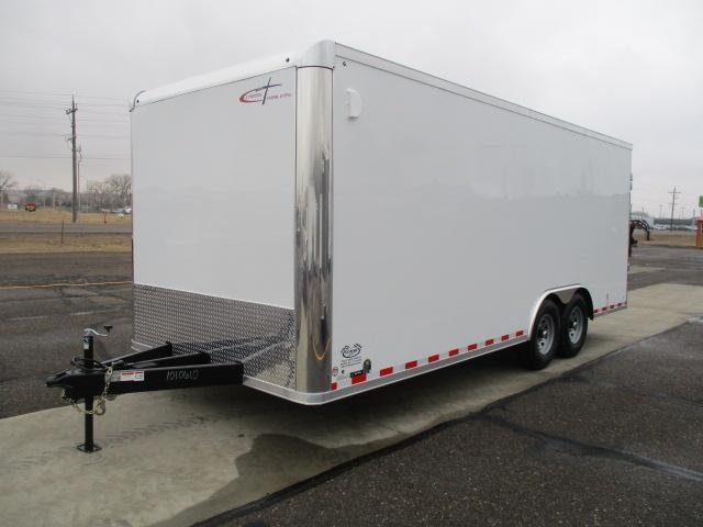 2022 Cross Trailers 820TA-ALPHA Enclosed Cargo Trailer