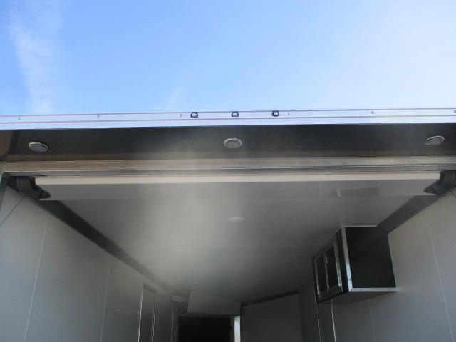 2021 EZ Hauler EZES7.5X18-ELITE Enclosed Snowmobile Trailer