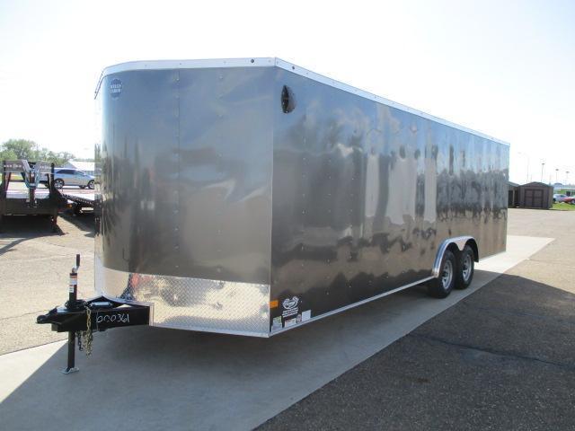 2020 Wells Cargo FT8524T3-D FastTrac Enclosed Cargo Trailer