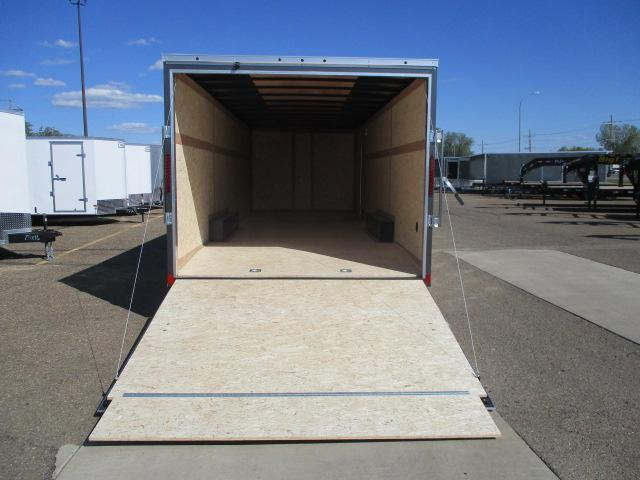 2020 Wells Cargo FT8524T3-D FastTrac Enclosed Cargo Trailer