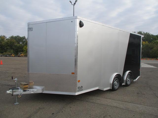 2021 EZ Hauler EZEC8.5x16-UTV Enclosed Cargo Trailer