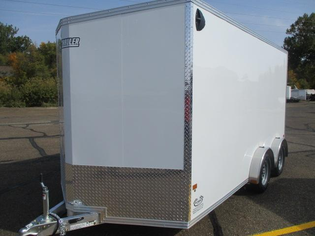 2021 EZ Hauler EZEC7.5X14 Enclosed Cargo Trailer