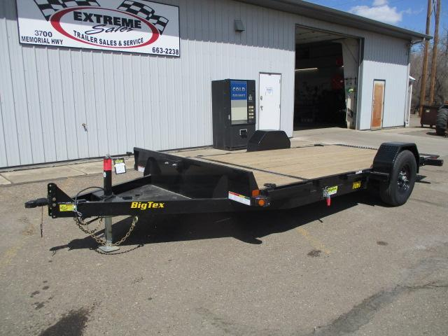 2020 Big Tex Trailers 70ST-16BK Equipment Trailer