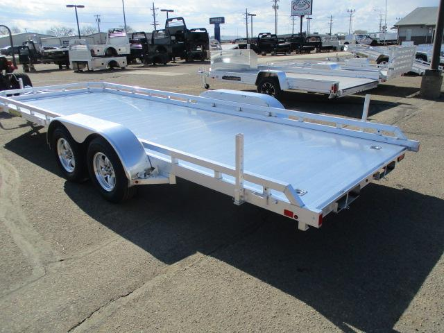 2021 Aluma 7820 R Tandem Axle Utility Trailer