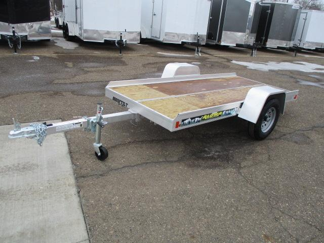 2021 Aluma 8605FTILT Snowmobile Trailer