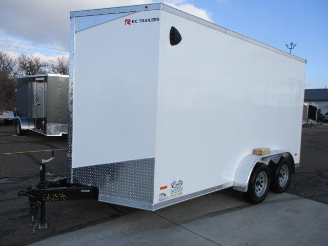 2021 RC Trailers RDLX7X14TA2 Enclosed Cargo Trailer