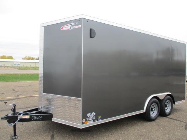 2022 Cross Trailers 816TA ALPHA Enclosed Cargo Trailer