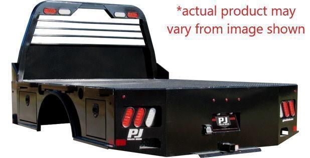 2021 PJ Truck Beds GS- 8'6/84/58/42 Truck Bed