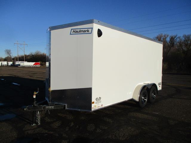 2021 Haulmark TSV716T2 Enclosed Cargo Trailer