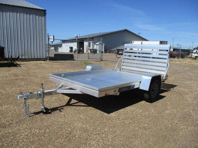 2021 Aluma 7810 Edge Series Utility Trailer
