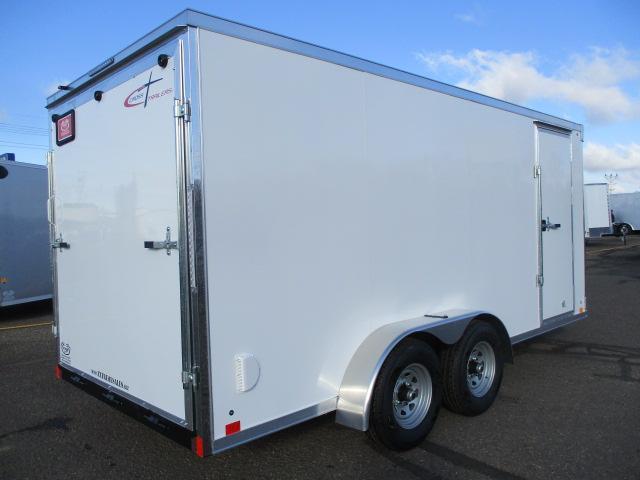 2022 Cross Trailers 716TA-ALPHA Enclosed Cargo Trailer