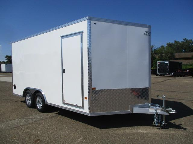 2021 EZ Hauler EZEC8X16CH-IF Enclosed Cargo Trailer
