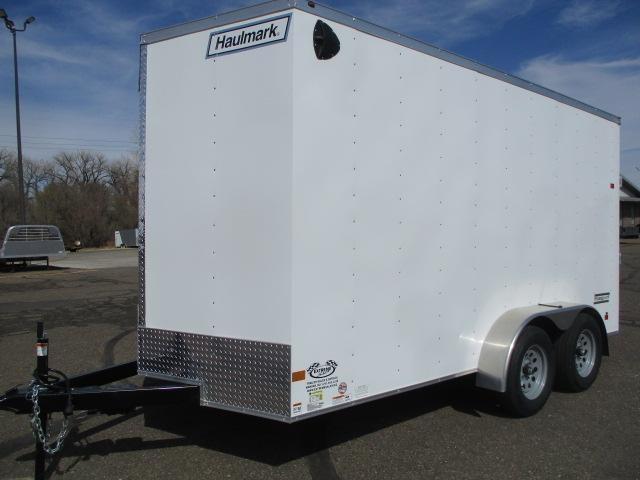 2021 Haulmark PP714T2-D Enclosed Cargo Trailer