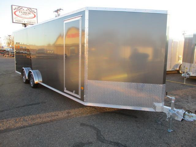 2021 EZ Hauler EZES7.5X24-ELITE Enclosed Snowmobile Trailer