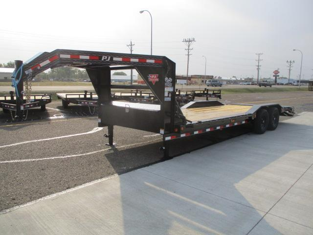 2021 PJ Trailers 6 in. Channel Super-Wide Equipment Trailer