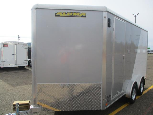 2021 Aluma AE7.514TAM Enclosed Cargo Trailer