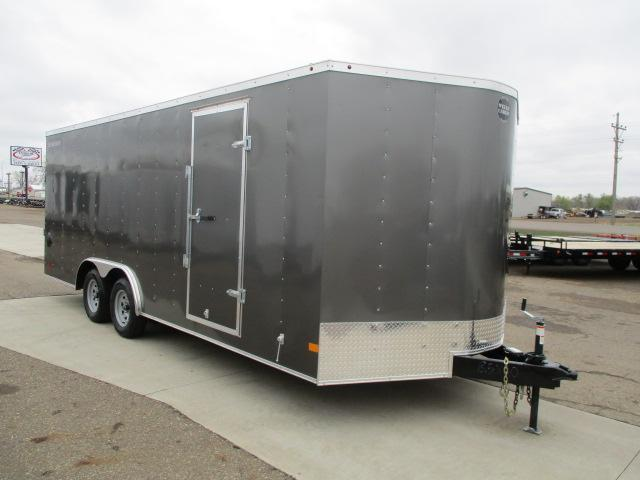2020 Wells Cargo FT8520T2-D Enclosed Cargo Trailer
