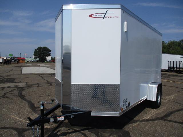 2022 Cross Trailers 612SA-ALPHA Enclosed Cargo Trailer