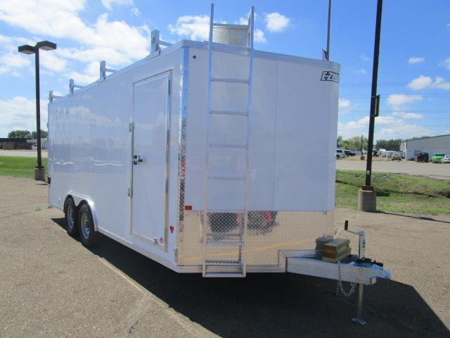 2018 EZ Hauler-EZEC8X18UCP-Enclosed Cargo Trailer