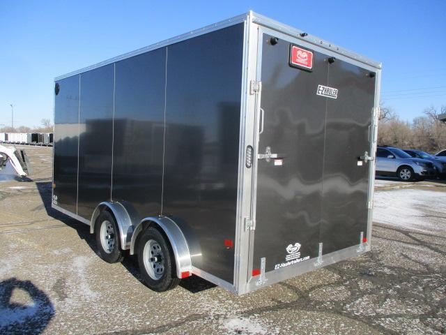 2021 EZ Hauler EZEC7.5X16 Enclosed Cargo Trailer