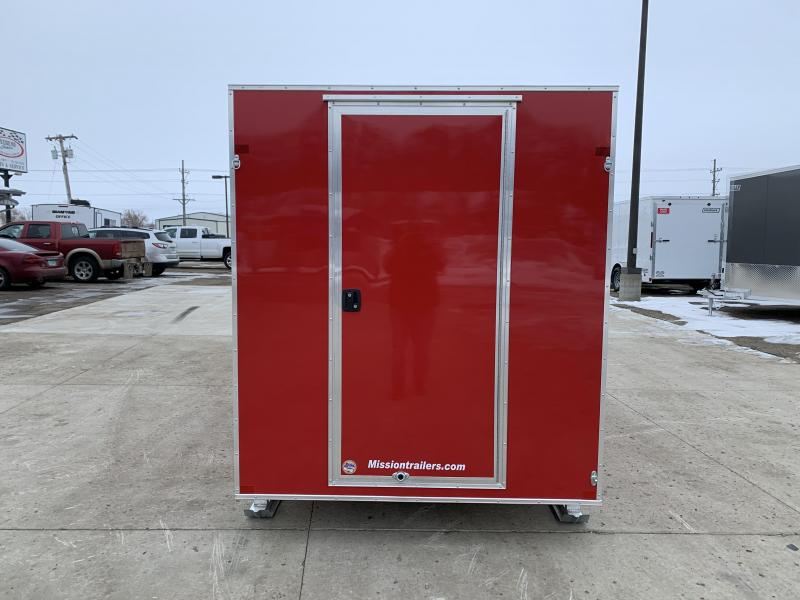 2020 Mission 6x10 Ice Shack Ice/Fish House Trailer