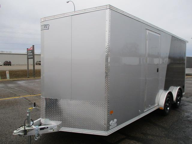 2021 EZ Hauler EZEC7.5X18 Enclosed Cargo Trailer