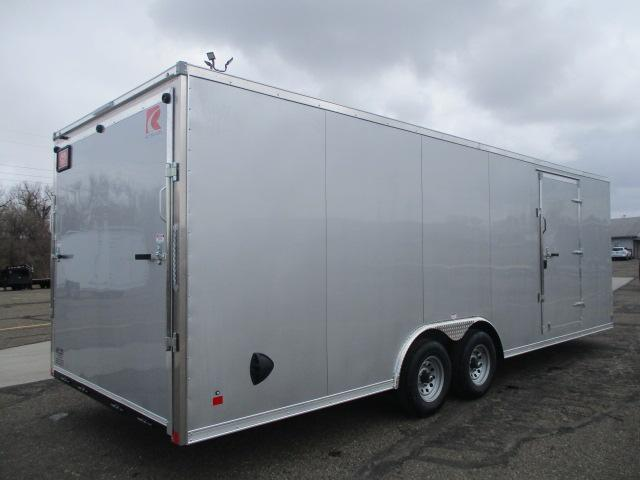 2021 RC Trailers RDLX8.5X24TA3 Enclosed Cargo Trailer