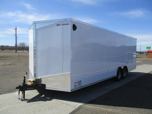 2021 RC Trailers RDLX8.5X24TA3 Enclosed Cargo Trailer