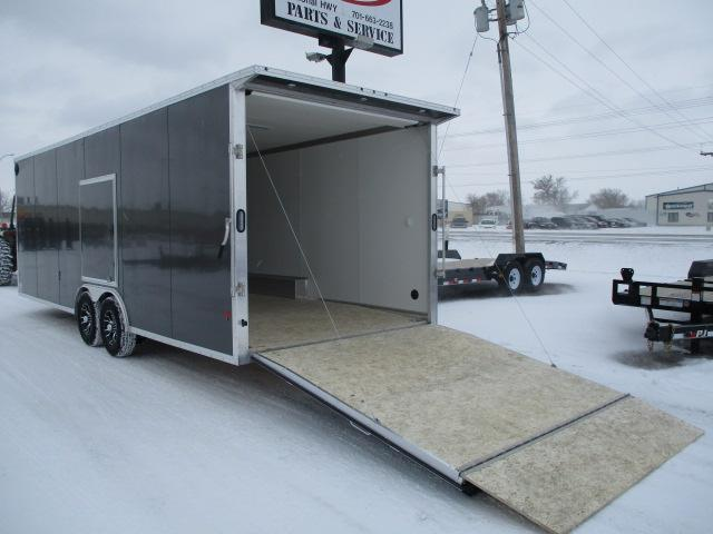 2020 EZ Hauler EZEC8x24CH Car / Racing Trailer