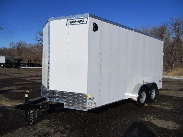 2021 Haulmark PP716T2-D Enclosed Cargo Trailer