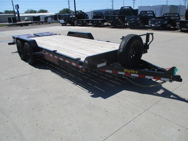 RENTAL 2020 Big Tex Trailers 14ET-20BK-MR Equipment Trailer
