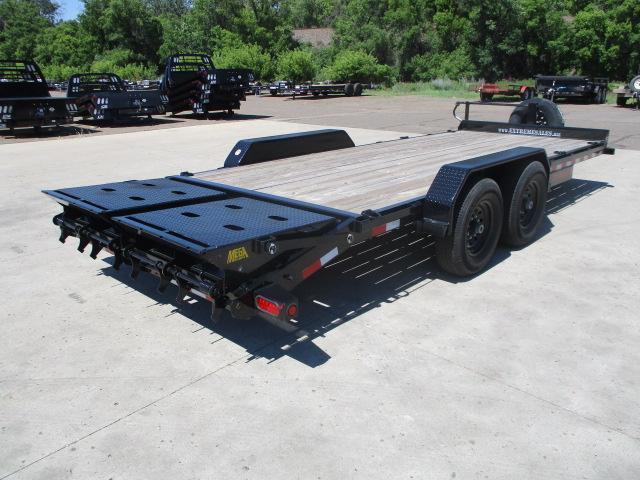 RENTAL 2020 Big Tex Trailers 14ET-20BK-MR Equipment Trailer