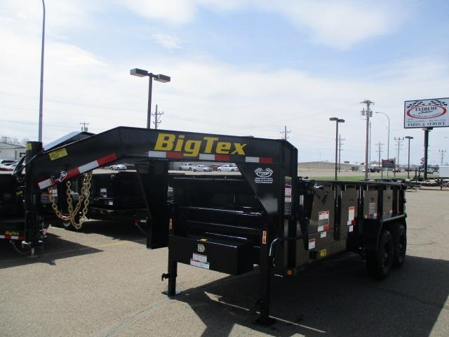 2020 Big Tex Trailers 14GX-14BK7SIRPD Dump Trailer