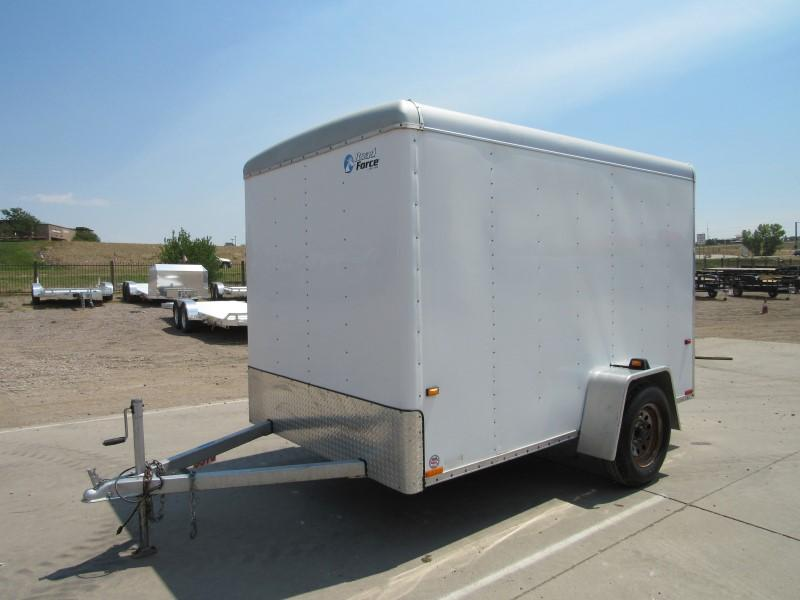2005 Wells Cargo 6X10CARGO Enclosed Cargo Trailer