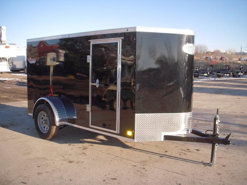 2020 CONTINENTAL CARGO TXLVVH510SA Enclosed Cargo Trailer