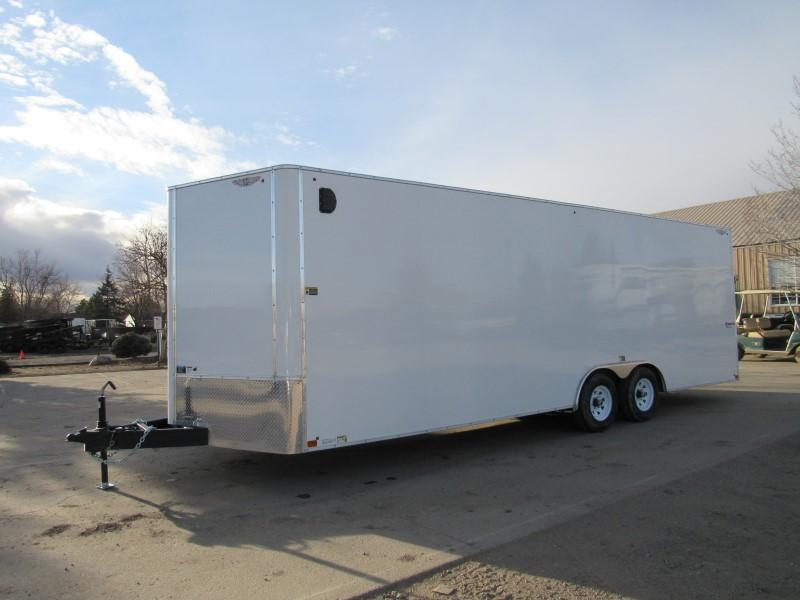 2021 H&H H10124FTCHV-100 Enclosed Cargo Trailer
