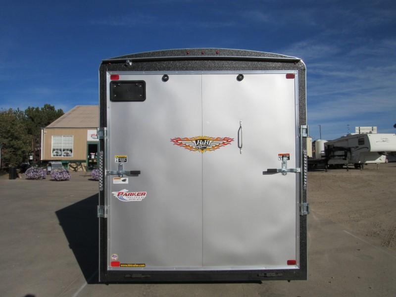 2021 H&H H8416TRTV-070 Enclosed Cargo Trailer
