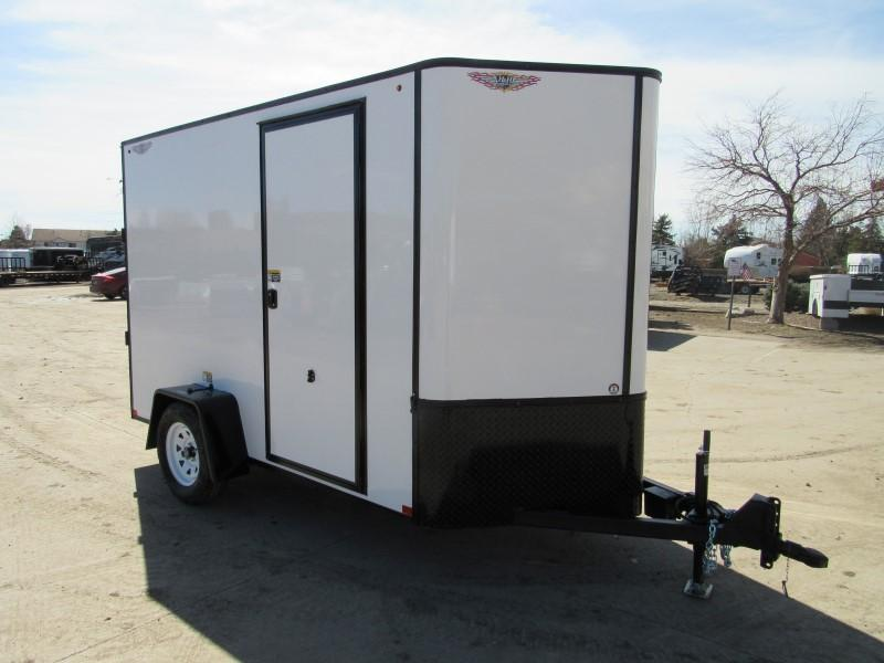 2020 H&H H6010SFTV-035 Enclosed Cargo Trailer