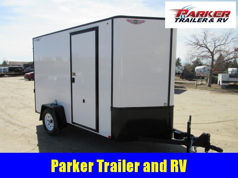 2020 H&H H6010SFTV-035 Enclosed Cargo Trailer