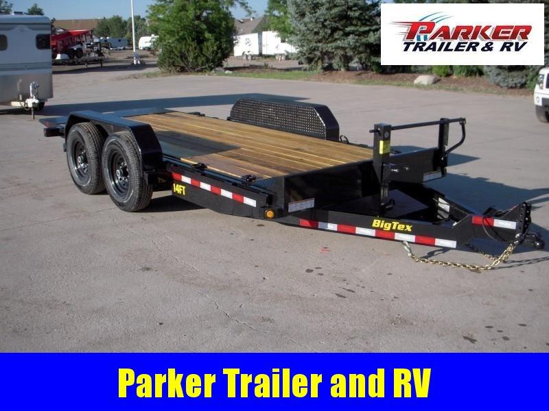 2020 Big Tex Trailers 14FT-16 Flatbed Trailer