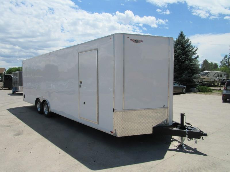2020 H&H H10126FTCHV-100 Enclosed Cargo Trailer