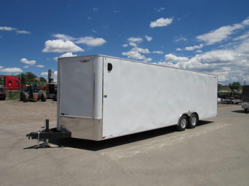 2020 H&H H10126FTCHV-100 Enclosed Cargo Trailer