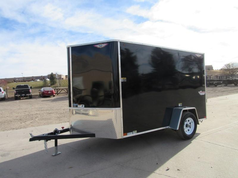 2021 H&H H7210SFTV-035 Enclosed Cargo Trailer