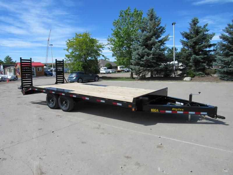 2020 Big Tex Trailers 10OA-17+3 Flatbed Trailer