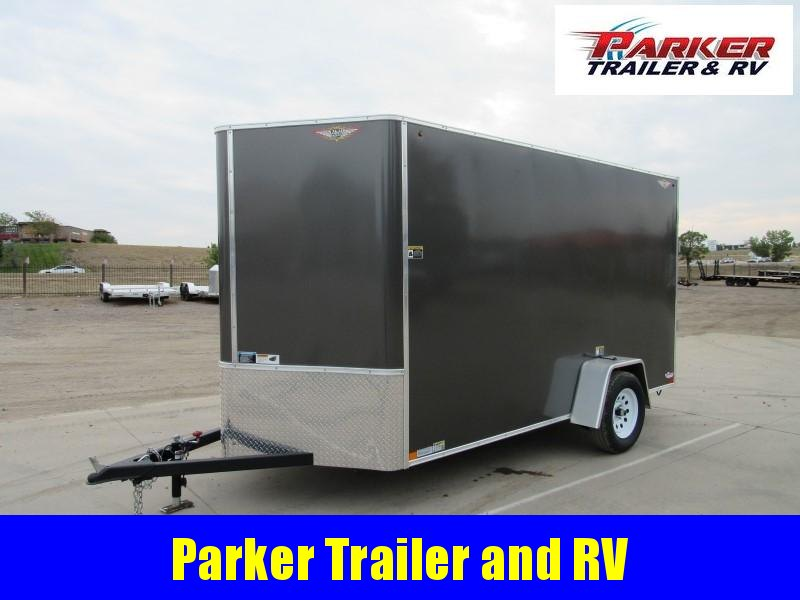 2021 H&H H7212SFTV-035 Enclosed Cargo Trailer