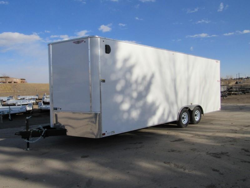 2021 H&H H10122FTCHV-100 Enclosed Cargo Trailer