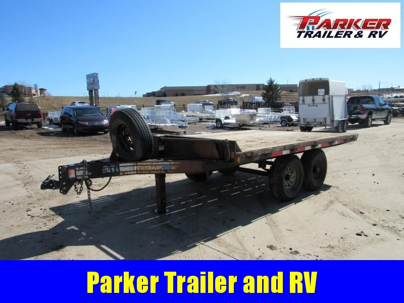1999 Other (Not Listed) DECKOVER Flatbed Trailer