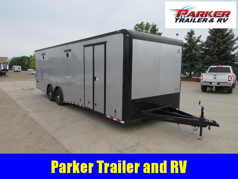 2019 Covered Wagon Trailers CW8.5X28TA5 Enclosed Cargo Trailer